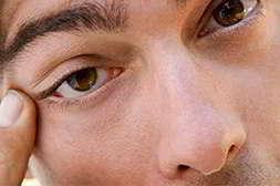 Орлиум снимает напряжение в глазах