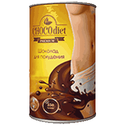 Внешний вид Чоко Диет