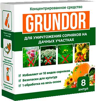 Средство Грундор.